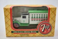 Ertl Die Cast Metal Bank 7Up 1931 Delivery Truck