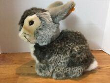 """Steiff pluch soft bunny  toy 9"""". Used"""