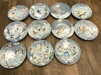 Haviland Limoges Twelve Days of Christmas Plates 1970 - 1981 Pick Your Plate
