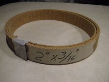 """HIGH-STRENGTH WOVEN BRAKE SHOE & CLUTCH LINING, 2"""" WIDE X  3/16"""" THICK"""