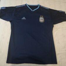 Maglia Adidas ARGENTINA A.F.A. Coppa America Chile 2015 tg M/L  Discrete condiz