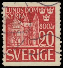 SWEDEN 370 (Mi319A) - Lund Cathedral 800th Anniversary (pf58204)