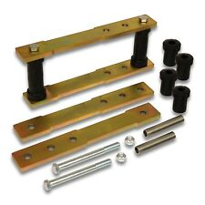 "1"" 2"" 3"" 4"" Adjustable Rear Shackle Lift Kit Fairlane Maverick Torino Comet"