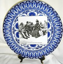 Old Historical Royal Doulton Plate Failing To Find Rest In The Country,.