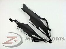 2006 2007 GSXR600 GSXR750 Lower Bottom Belly Pan Panel Fairing Cowl Carbon Fiber