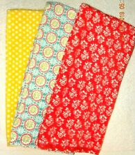 Pioneer Woman Cotton Spring Floral Kitchen Hand Towels Roses Dots Medallion NEW