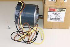Genteq Motor HC40GE225 ~ 1/4 HP 208-230 V 825 RPM 7.50/370 Cap ~ 5KCP39LFU746F