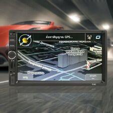 Car Stereo Radio Bluetooth GPS Navigation 7