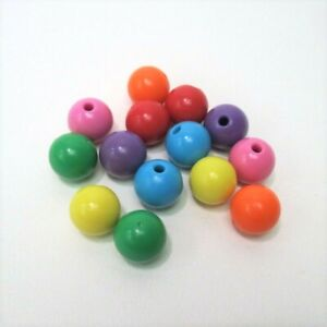 2018 Tumball Game Replacement Parts Pieces- Complete Set 14 Colored Balls