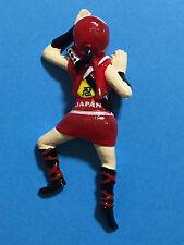 F/S Ninja Kunoichi Japanese Female Espionage Kitchen Magnet from Kyoto Japan