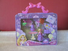Disney Princess Little Kingdom Rapunzel's Party Polly Pocket Pascal 2012 New