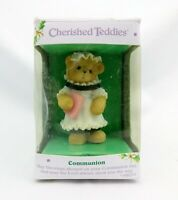 Enesco Cherished Teddies COMMUNION Figurine #663891 - 1999