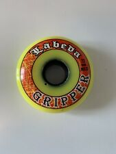 Labeda Gripper 72mm Ned Inline Skate Wheel Yellow