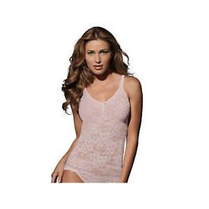 Bali Lace 'N Smooth Firm Control Camisole - Style 8L12