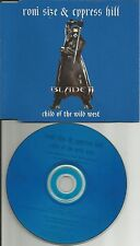 RONI SIZE & CYPRESS HILL Child of Wild 2 REMIXES & VIDEO CD single USA seller