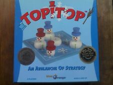 Topitop Strategy Game - An Avalanche Of Strategy