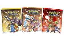 Pokemon DP Battle Dimension Series Complete Volumes 1 2 3 4 5 6 DVD Box Set(s)