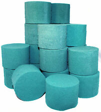 20 Ideal Floral Foam Wet Round or Cylinder Oasis