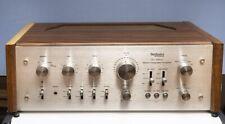 Technics SU-8600 - Sehr rarer Vintage Stereo Verstärker - 120 V - 250 Watt