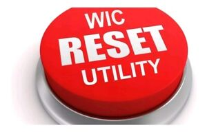 WIC RESET KEY ✅WICReset key🔥emailed⭐⭐⭐⭐⭐100% WICreset ink pad counters reset🔑