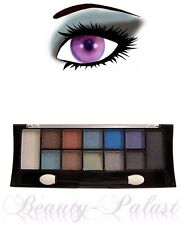 12 fach Lidschatten Make Up Eyeshadow Kosmetik Highlighter Palette Schminke Nr 1