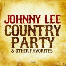 Johnny Lee - Country Party & Other Favorites [New Cd]