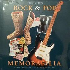 BOEK/LIVRE/BOOK : Christies Rock & Pop memorabilia