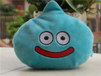 New Dragon Quest Smile Slime Coin Bag / Card Holder Plush Toy
