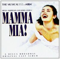 MAMMA MIA - ORIGINAL CAST RECORDING CD ~THE SONGS OF ABBA *NEW*