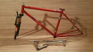 BIANCHI NTH Vintage Mountain Bike Frame + extras
