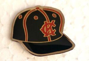 Negro League 100ys 1920-2020 - Kansas City MONARCHS '45 Cap Lapel PIN