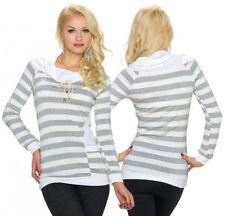 Markenlose Normalgröße Damen-Pullover & -Strickware aus Viskose