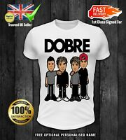 DOBRE BROTHERS MARCUS LUCAS space T SHIRT KIDS boys girls youtuber ps4 logan 2
