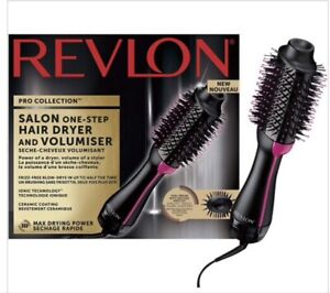 REVLON Pro Collection Salon One Step Hairdryer And Volumiser Rrp £59.00