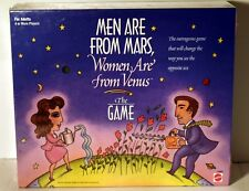 Men Are From Mars Women Are From Venus Board Game FACTORY SEALED Free Shipping !