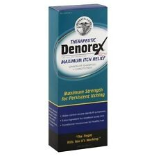 Denorex Therapeutic Dandruff Shampoo + Conditioner, Maximum Itch Relief 10 fl oz