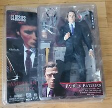 American Psycho Action Figure Cult Classic Series 1 Patrick Bateman NECA Used