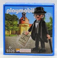 THEODOR FONTANE Playmobil EXCLUSIV EDITION 9326 v.`18 zu Schriftsteller OVP NEU
