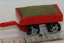 MICRO MACHINES WORK VEHICLE FARM TRAILER FOR TRACTOR # 4 RARE