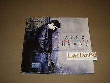 Alex Ubago Que Pides Tu 2002 Warner Cd + Dvd Digipak Mexico