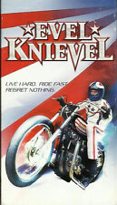 EVEL KNIEVEL (VHS) George Eads, Jamie Pressly Not Rated 2004