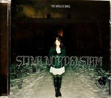 STINA NORDENSTAM The World Is Saved V2 Records VVR1027942 11tr 2004 EU CD