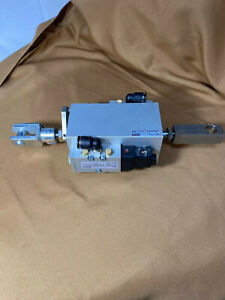Heidelberg SM74 SM52 Pneumatic Cylinder Unit C2.184.0020 Pressure Cylinder
