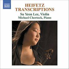 ascha Heifetz - Heifetz: Transcriptions for Violin and Piano [CD]