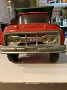Tonka Dump Truck Pressed Steel Toy Vehicle 1963