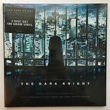 Hans Zimmer and James Newton Howard - The Dark Knight (Soundtrack) 2LP Brand New