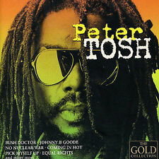 Gold Collection - Best Of Peter Tosh, Peter Tosh, New CD