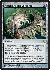 2x Meridiana del Veggente - Seer's Sundial MTG MAGIC C13 Commander 2013 Ita