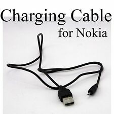 Nokia CA-100C 2.5mm to USB Charging Charger Cable Classic Mural Supernova Prism