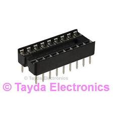 5 x 16 pin DIP IC Socket Adaptor Solder Type - FREE SHIPPING